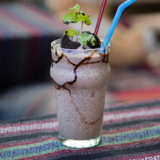 Oreo milkshake (2 minutter)