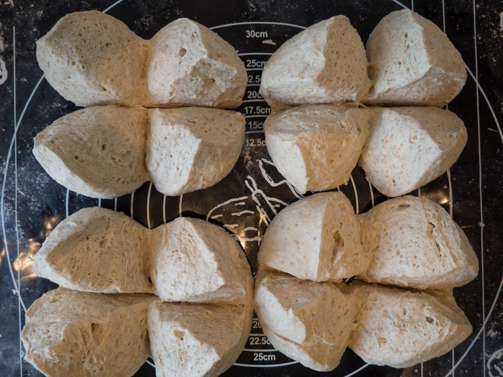Opskrift på hjemmelavede Bagels