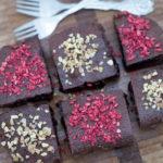 Opskrift på Brownie (Hjemmelavet Brownie)
