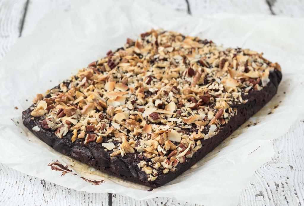 Opskrift på Sund Chokoladekage uden sukker og mel