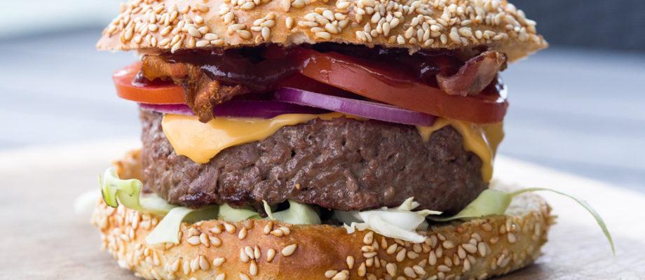 Burger (Sous Vide opskrift)