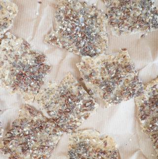 Sprøde og sunde havregrødskiks