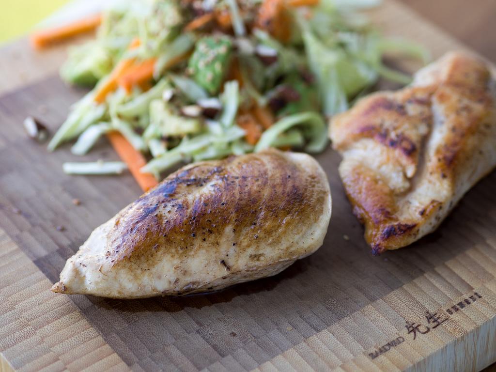 tilberedning af kyllingebryst
