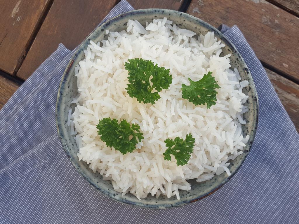 Hvordan koges ris