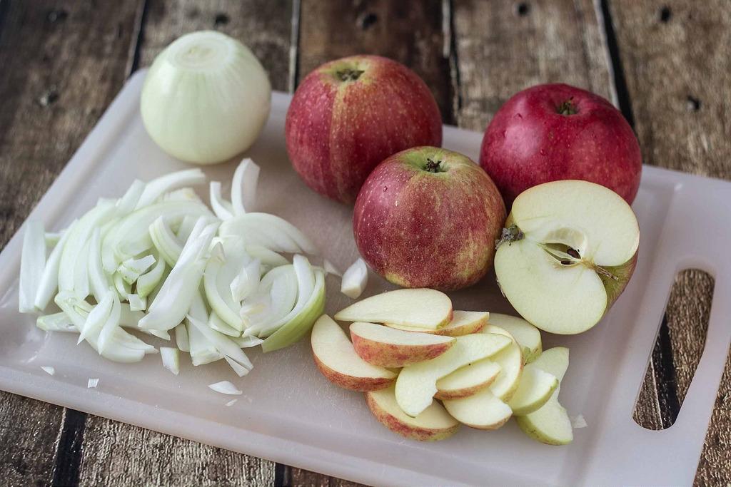 Opskrift på Hjemmelavet Æbleflæsk