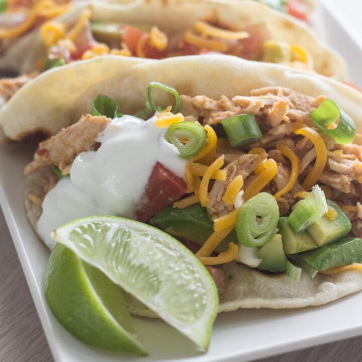 Opskrift på hjemmelavet Tacos