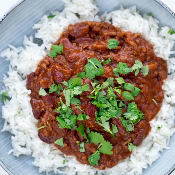 Nem opskrift på Chili Con Carne