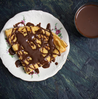 Opskrift på Hjemmelavet Chokoladesauce
