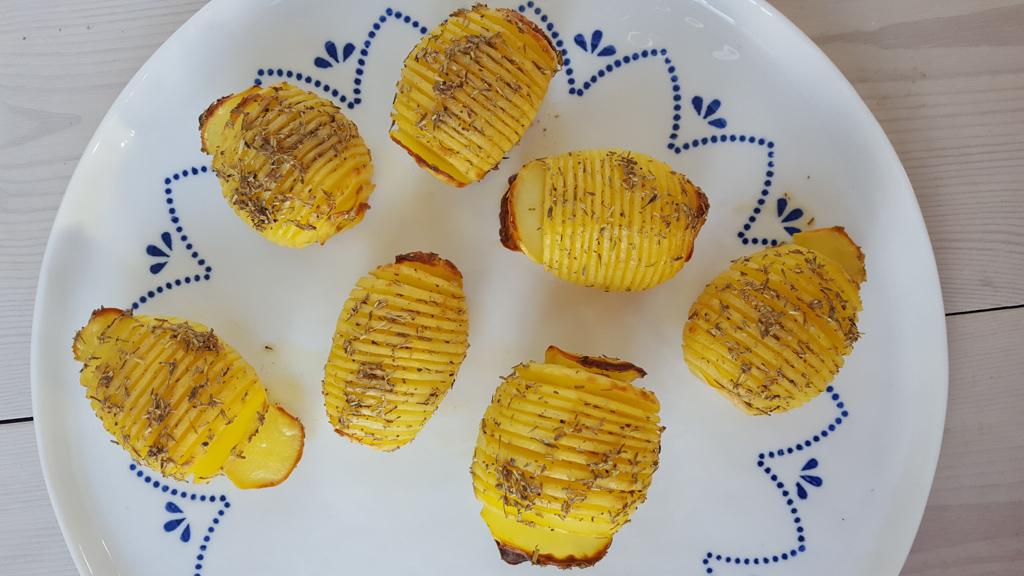 Hasselbagte Kartofler Bedste Og Nemmeste Opskrift Plus Hemmelighed