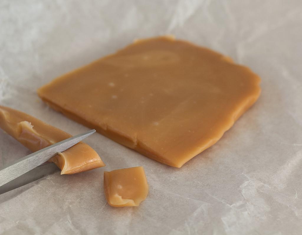 Opskrift på hjemmelavede Karameller i mikroovn