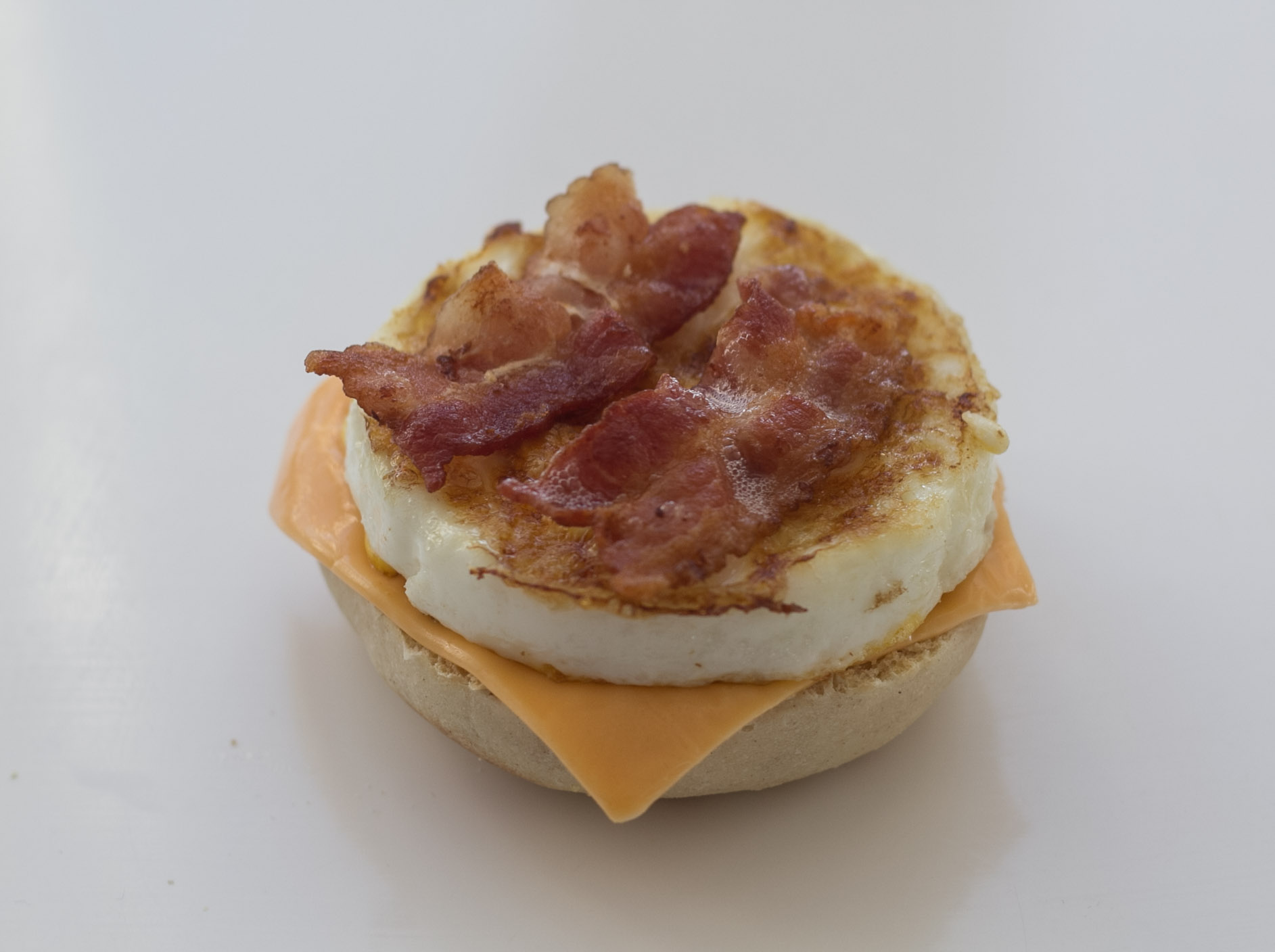Opskrift på Hjemmelavet Egg McMuffin