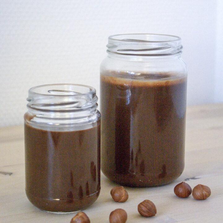 Opskrift på Nutella Hjemmelavet Nutella