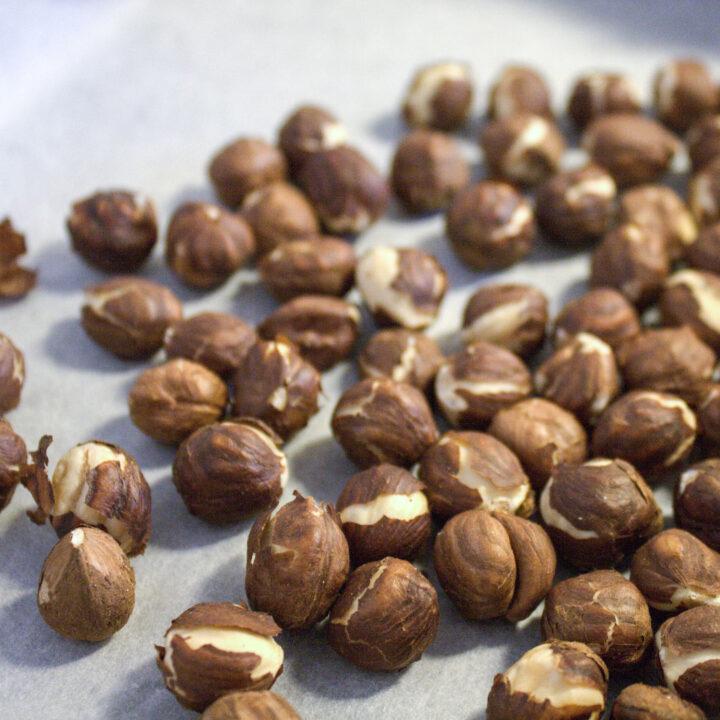 Opskrift på Hjemmelavet Nutella