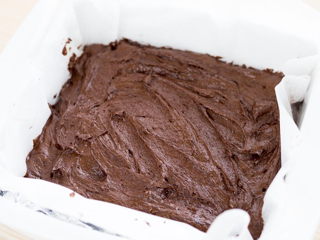Opskrift på saltet Dulce De Leche Brownie