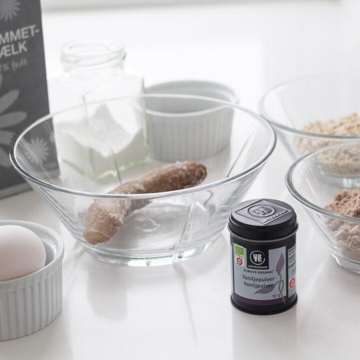 Opskrift på proteinpandekager (hjemmelavet protein pandekager)