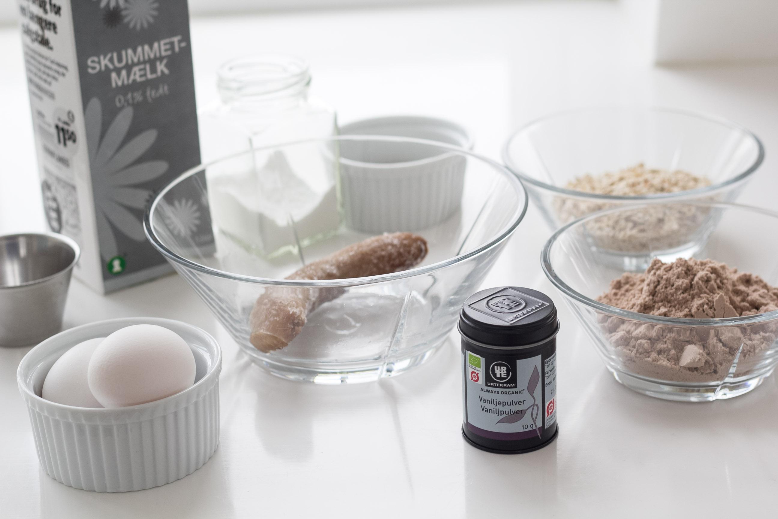 Opskrift på proteinpandekager (hjemmelavede protein pandekager)