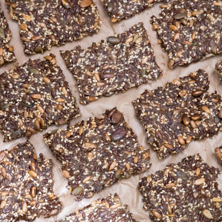 Opskrift på sund paleo Stenalder Snack (5 minutter)