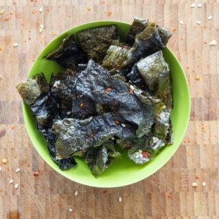 Opskrift på grillede tangplader med chili