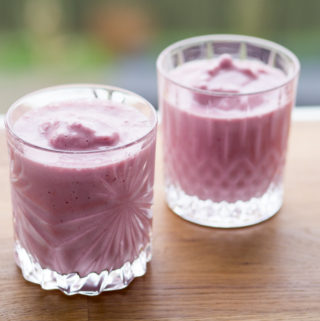Opskrift på hjemmelavet jordbærmilkshake