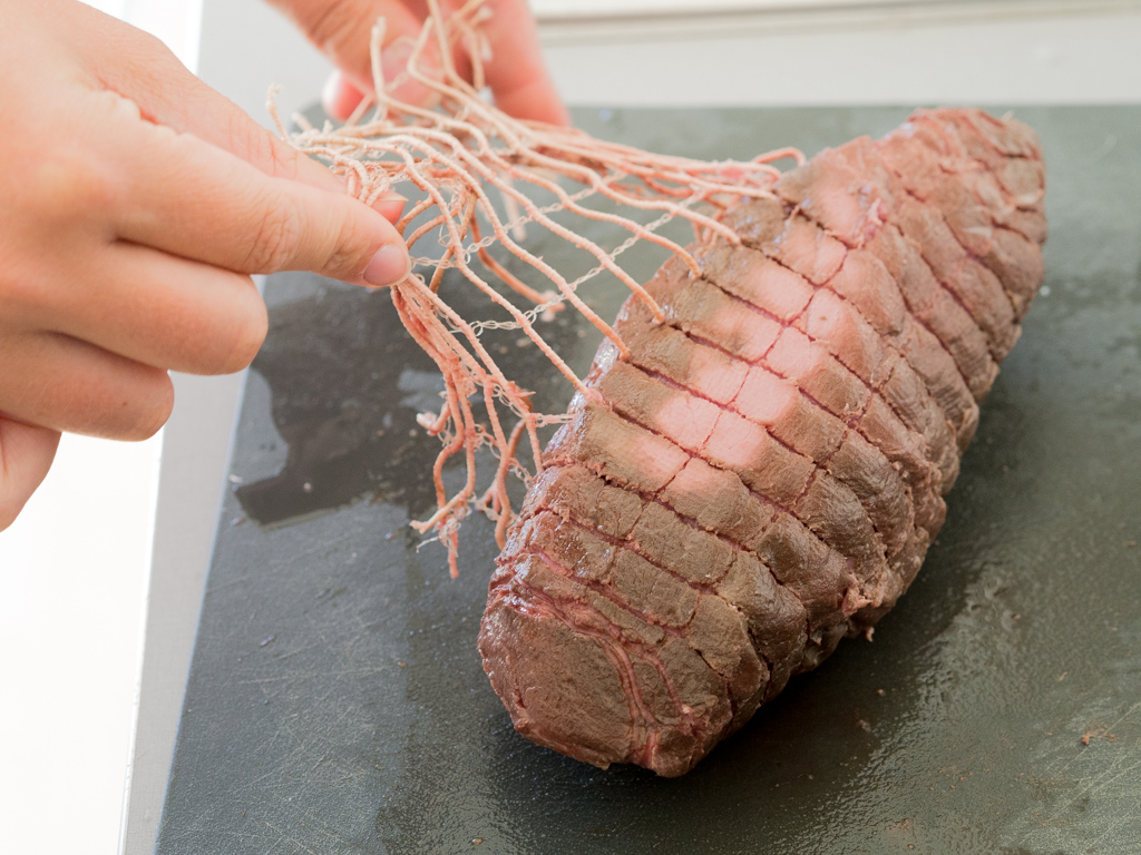 Roastbeef sous vide opskrift