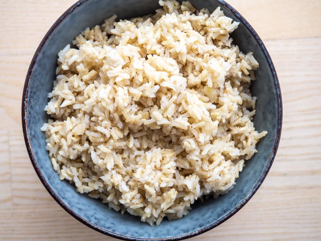 Sådan koges brune ris (Fuldkornsris)
